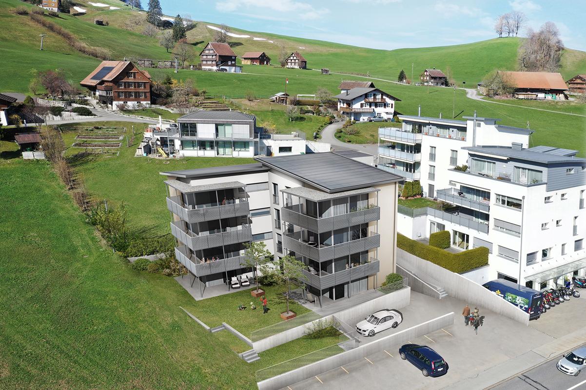 Immobilia Liegenschaften AG - aktuelles Objekt